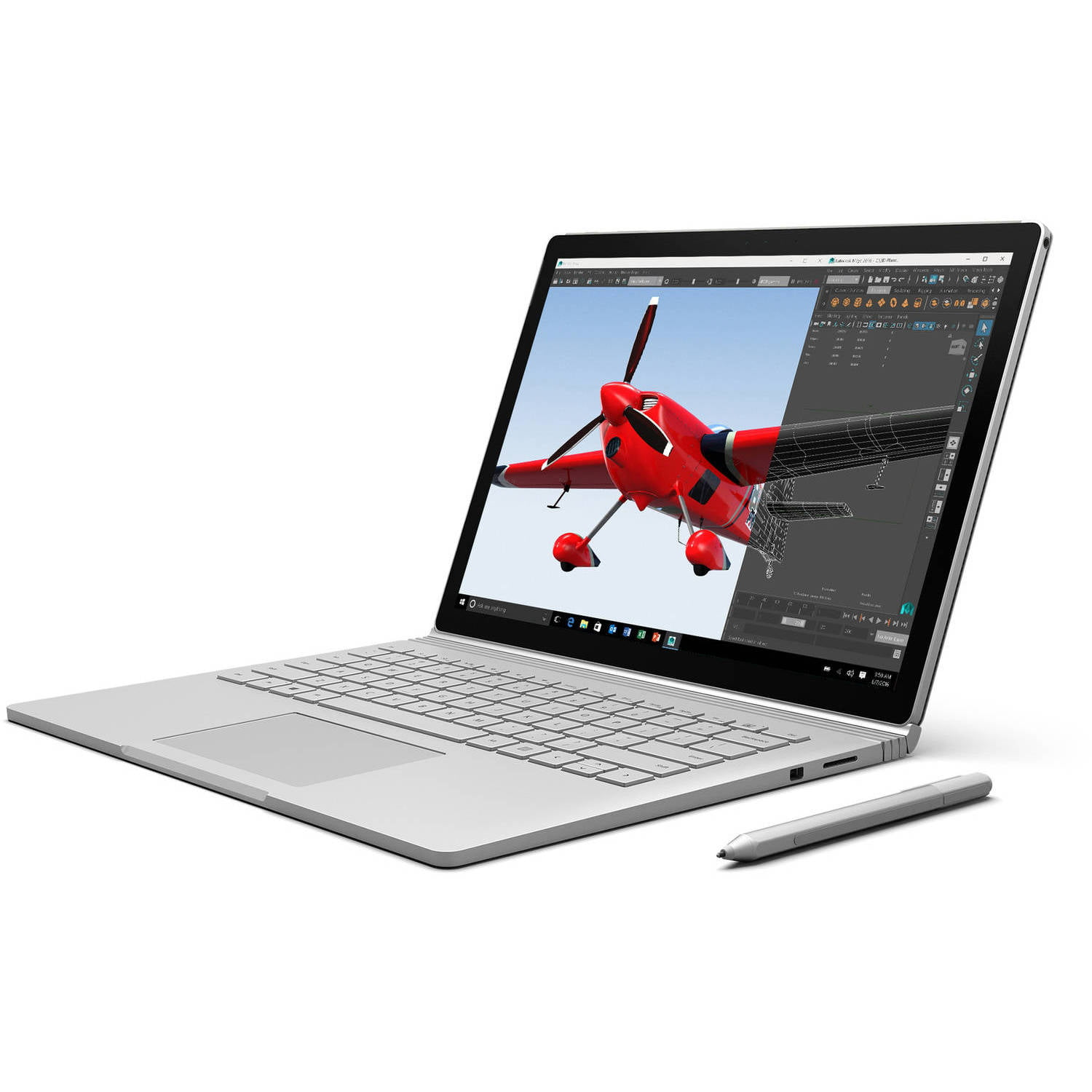 "Microsoft Surface Book13.5"" 8GB  128GB Intel Core i5 processor Windows 10 Pro by Microsoft"