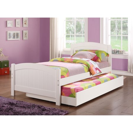 White Twin Bed with Trundle Twin Captains Bed Trundle