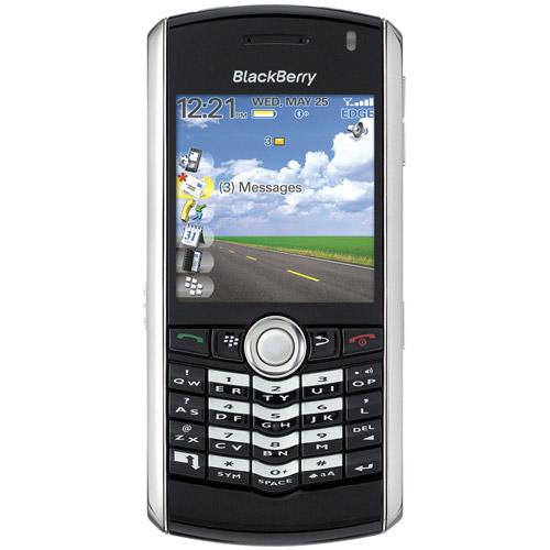 BlackBerry Pearl 8120 GSM Cell Phone (Unlocked), Black
