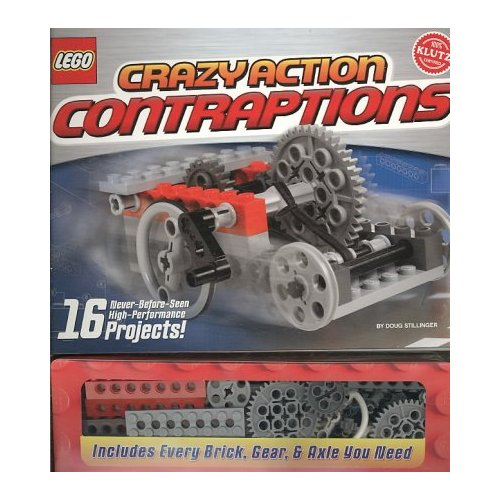 lego technic idea book fantastic contraptions pdf
