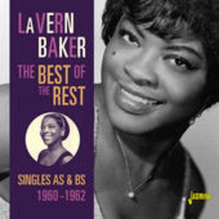 Best of the Rest Singles As & BS 1960-62 (CD) (Best R&b Soul Single Female)
