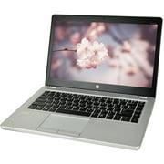 "Refurbished HP Folio EliteBook 9480M 14"" Laptop, Windows 10 Pro, Intel Core i5-4310U Processor, 8GB RAM, 500GB Hard Drive"