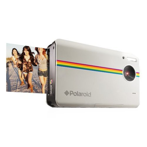 Polaroid Z2300 10Mp Digital Instant Print Camera - (Color - White)