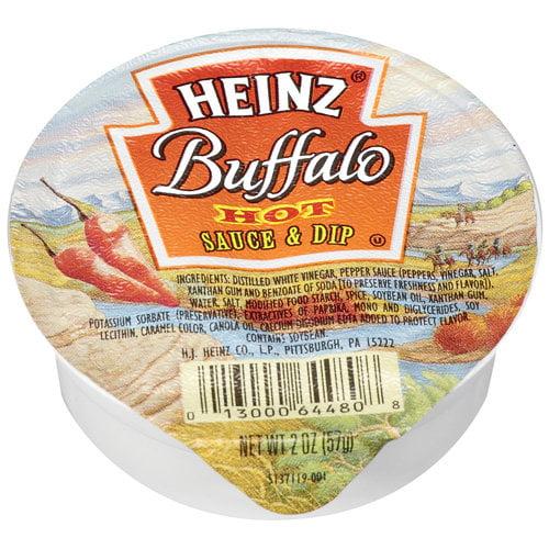 Heinz Buffalo Hot Sauce & Dip, 2 oz