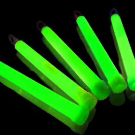 Glow Sticks Green](Green Light Sticks)