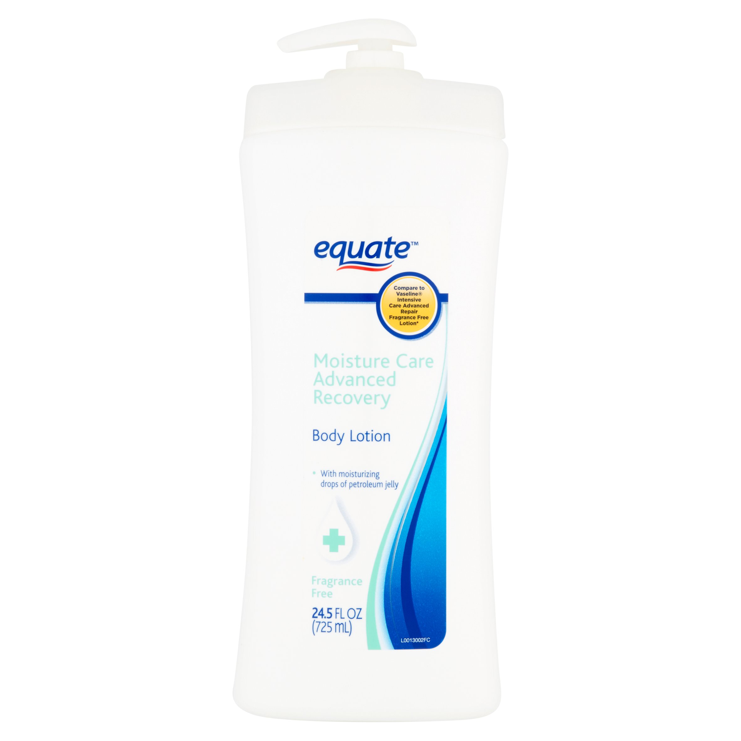 Equate Advanced Recovery Skin Care Lotion, 24.5 Oz