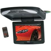 "Ssl S11.2cbl Car Dvd Player - 11.2"" Lcd - Dvd Video, Video Cd, Svcd, Mp4, Mpeg - Fm - Secure Digital [sd], Multimediacard [mmc]1280 X 800 - Roof-mountable (s112cbl)"