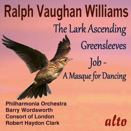 Vaughan Williams:The Lark Ascending Greensleeves; Job (A Masque For