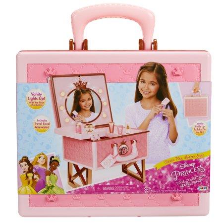 Disney Princess Travel Vanity Walmart Com