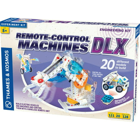 Thames   Kosmos Remote Control Machines  Dlx Science Experiment Kit