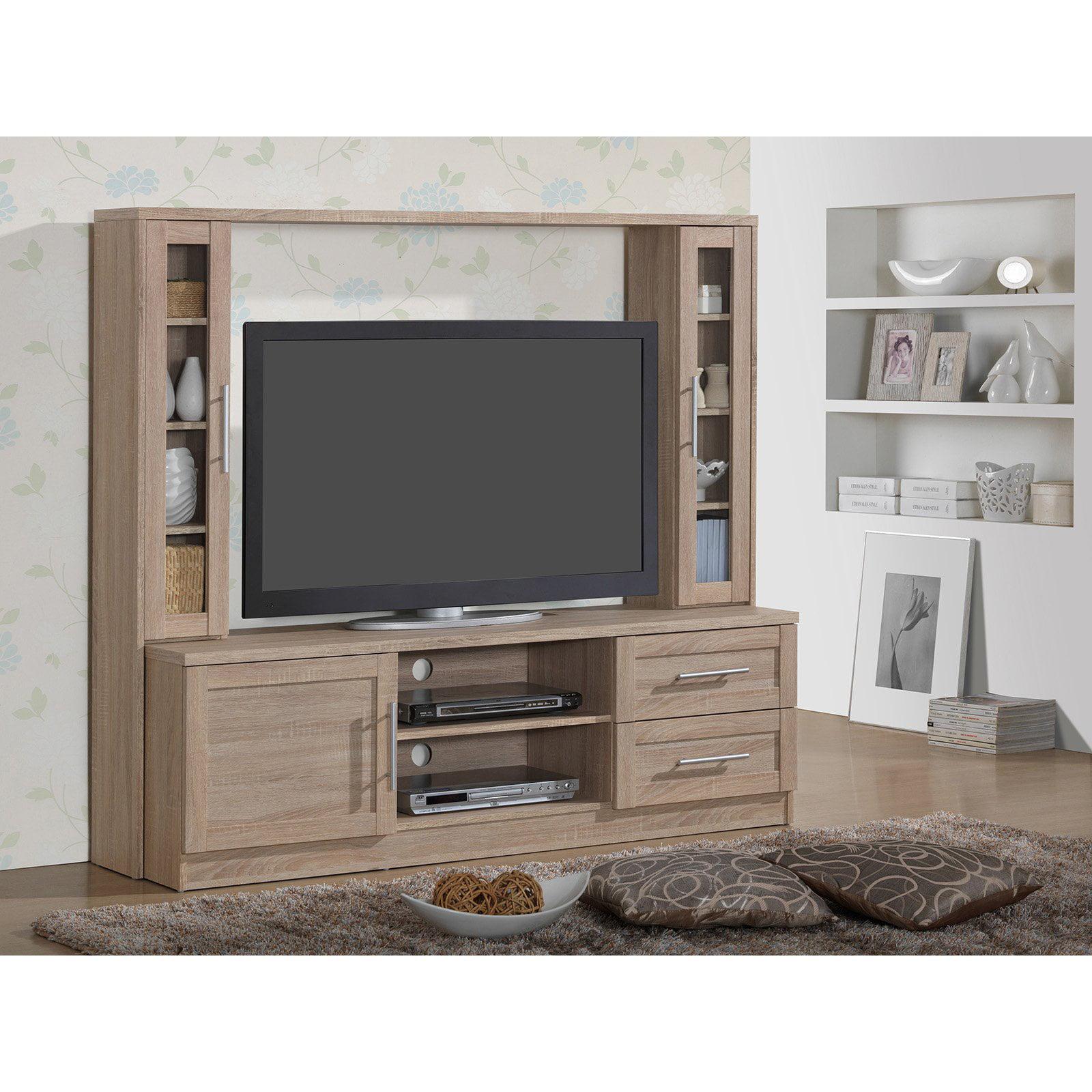 Techni Mobili Vegas Sand Home Entertainment Center for TVs up to 55\ by Techni Mobili