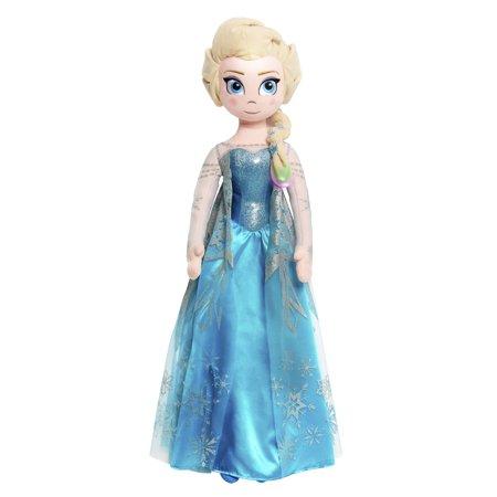 Disney Frozen Jumbo Singing Elsa ()