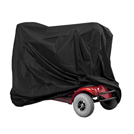 WALFRONT Elderly Mobility Scooter Cover, Waterproof Rain Protection Wheelchair Professional Storage Cover - Harmar Scooter Lifts