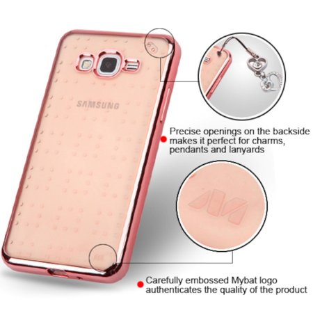 Samsung Galaxy Grand Prime Phone Case, by Insten Rubber Case For ...