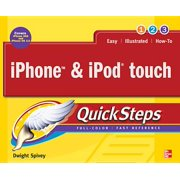 iPhone & iPod touch QuickSteps - eBook