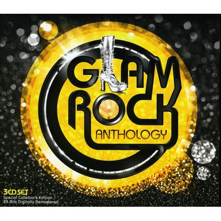 Glam Rock Anthology / Various (Glam Rock Mini)