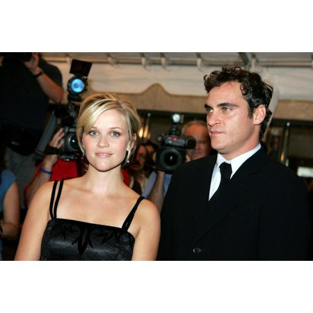 Reese Witherspoon Joaquin Phoenix At Arrivals For Walk The Line Premiere At Toronto Film Festival Roy Thompson Hall Toronto On September 13 2005 Photo By Malcolm TaylorEverett Collection (Reese Witherspoon And Joaquin Phoenix Times A Wastin)