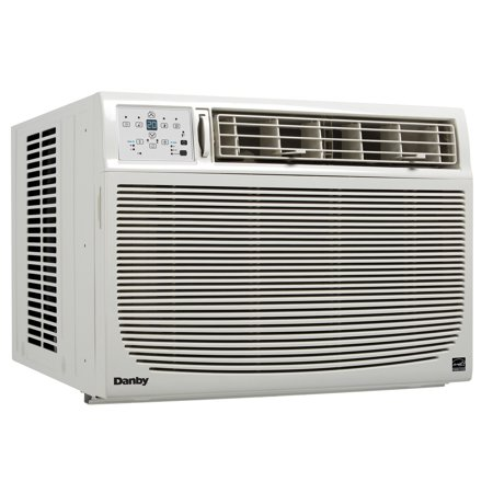 Danby DAC180BGU 18000 BTU 240 Volt Window Air Conditioner with Remote Control and Programmable