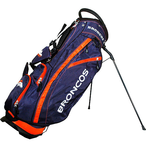 Team Golf NFL Denver Broncos Fairway Golf Stand Bag