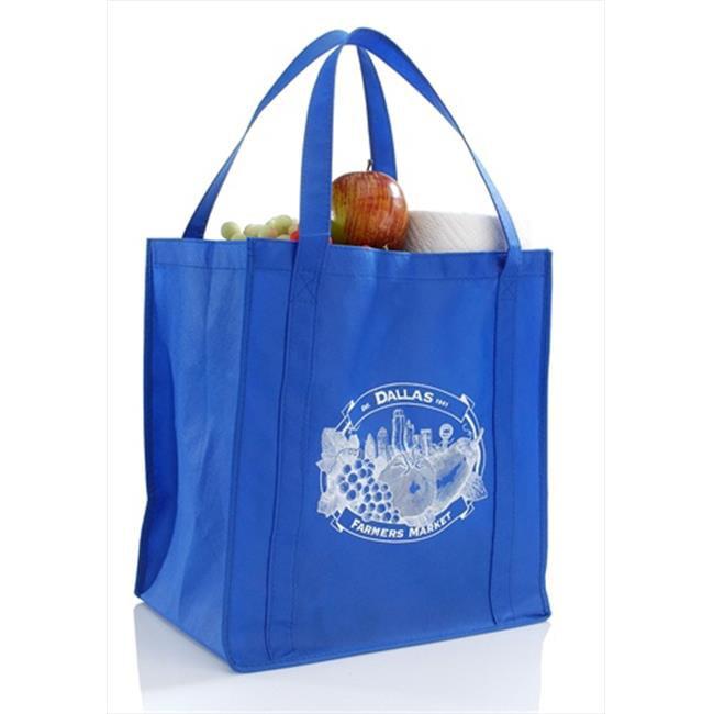 Superbagline QSB57 Royal Grocery Bag - Pack of 50