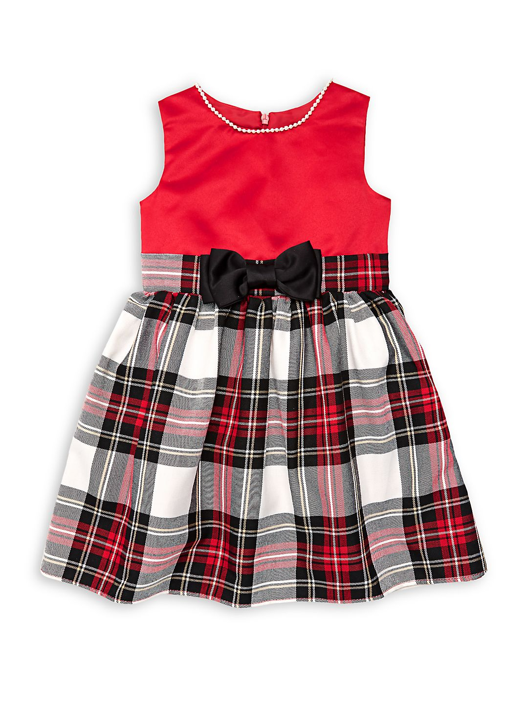 Little Girl's Lexi Tartan Plaid Dress