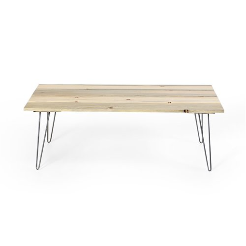 Ghost River Furniture Slat Coffee Table