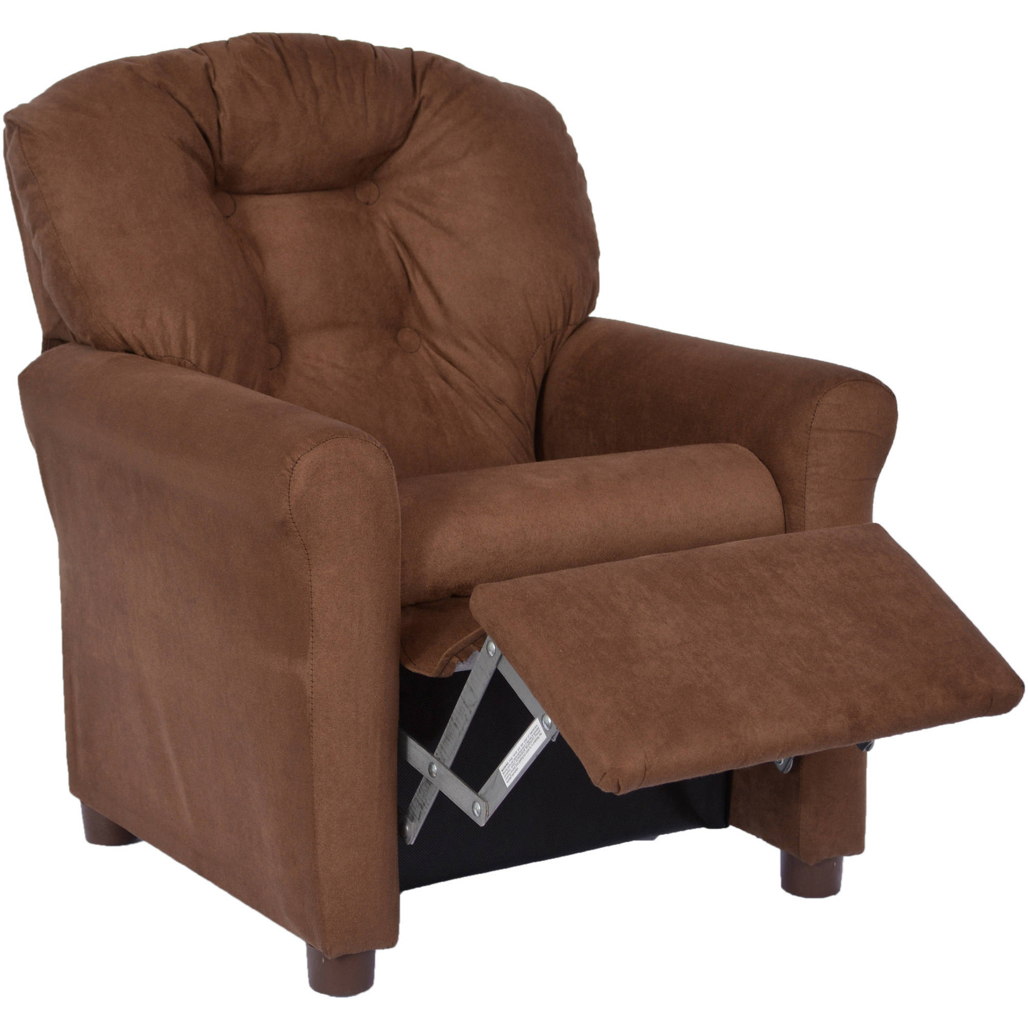 Club chair recliner - Crew Furniture Traditional Child Recliner Available In Multiple Colors Walmart Com