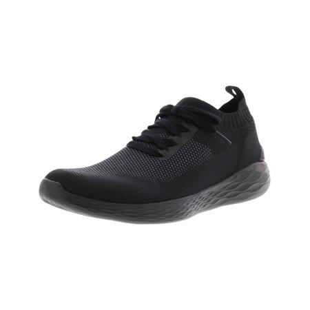 release date: f24f9 cab06 Skechers Men s Go Strike - Altitude Black   Gray Ankle-High Running Shoe 9M  ...