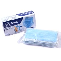 3ply Face Mask, 25ct