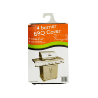 """Outdoor Universal BBQ Grill Cover Protector Black 62"""" X 23"""" X 21"""""""