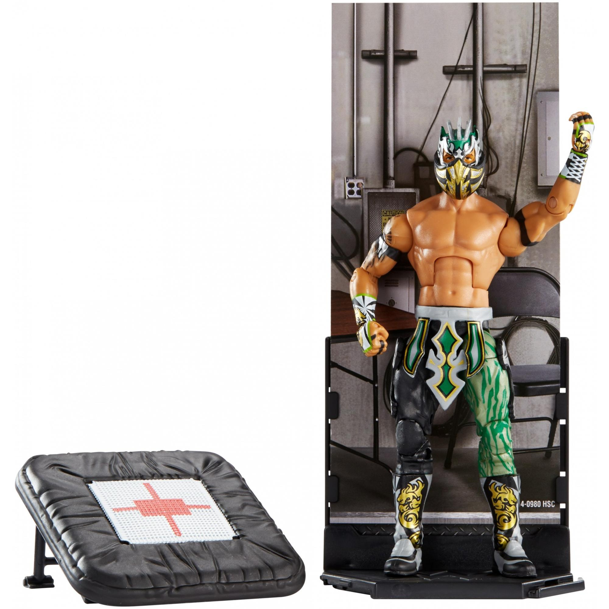 WWE Elite Collection Kalisto Figure