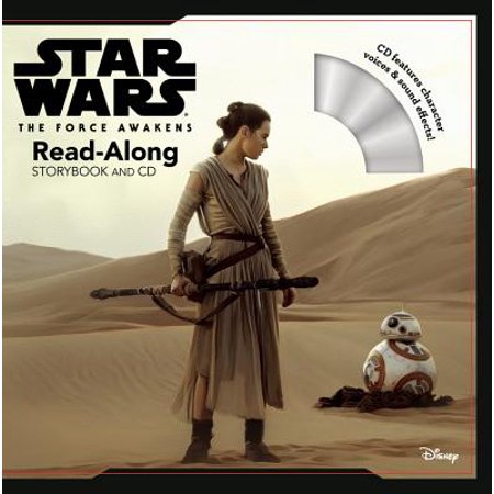 Star Wars the Force Awakens: Read-Along Storybook and CD [With Audio CD]