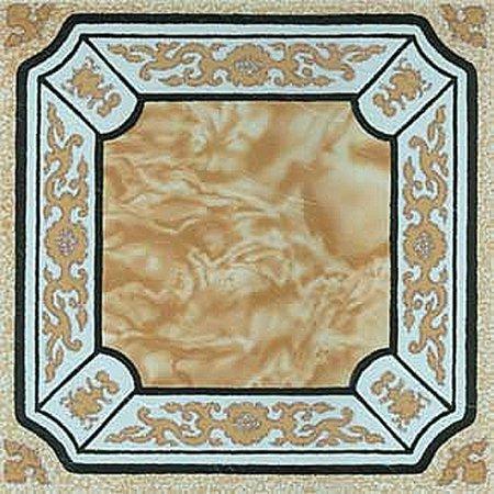 Daltile Beige Flooring (Home Dynamix Flooring: Dynamix Vinyl Tile: 2115: 1 Box 20 Square Feet )