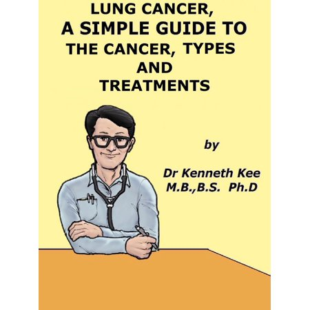 Lung Cancer, A Simple Guide To The Cancer, Types And Treatments - eBook](Lung Cancer Symbol)