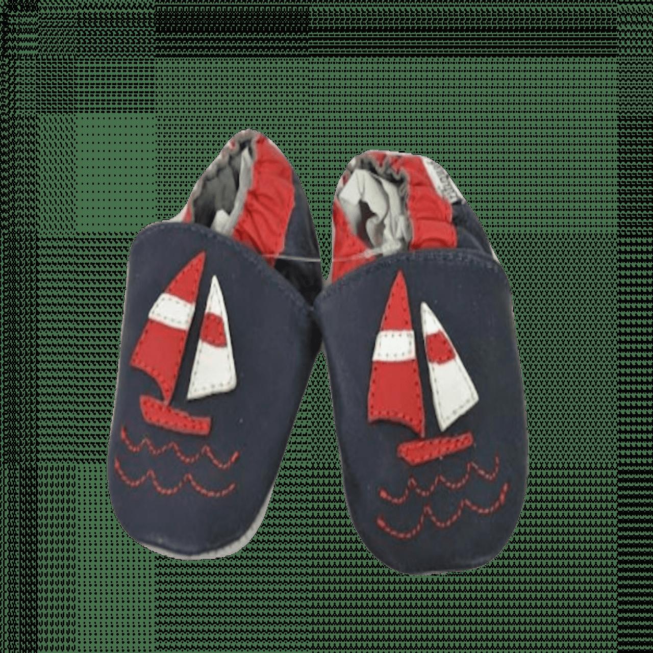 Litiquet Slip-on Soft Sole Infant Shoe