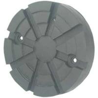 "The Main Resource LP605 Lift Pads Nussbaum/phoenix/force Molded Rubber Pad [5"" X 1""]"