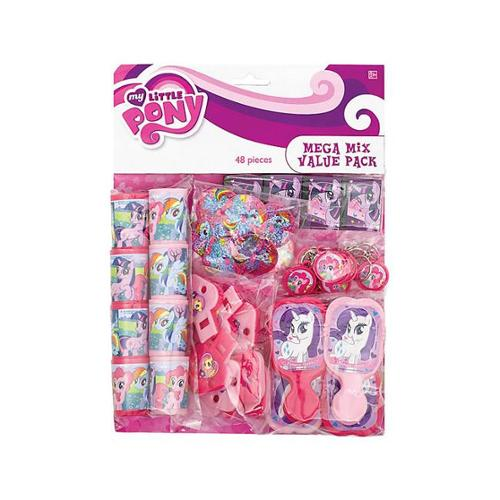 My Little Pony Mega Mix Value Favor (48 Count)