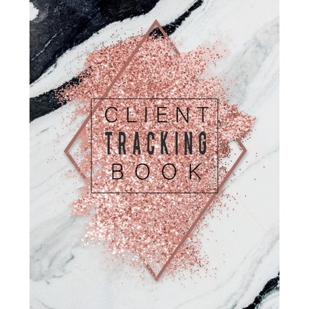 Client Tracking Book : Best Client Record Profile And Appointment Log Book Organizer Log Book with A - Z Alphabetical Tabs For Salon Nail (Us Best Way Shipping Tracking)