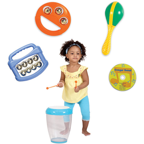 Edushape Conga Drum Set by Edushape