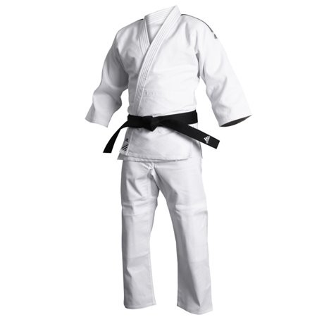 adidas Judo / Jiu-Jitsu Student Gi with Belt, White