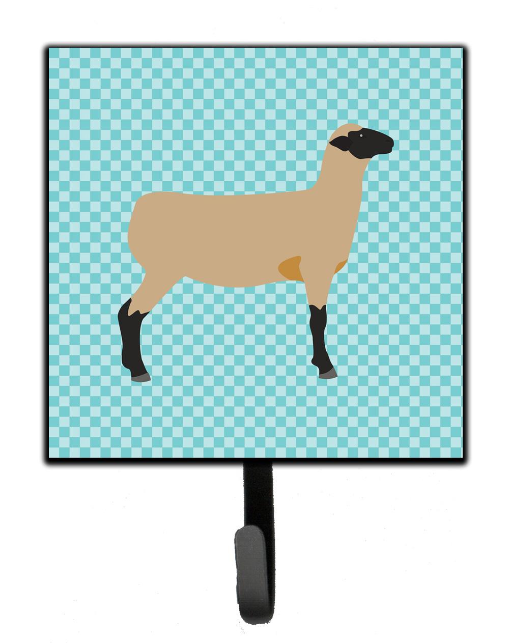 Lamb Springtime Foldable Retractable Purse Bag Handbag Hook Hanger Holder