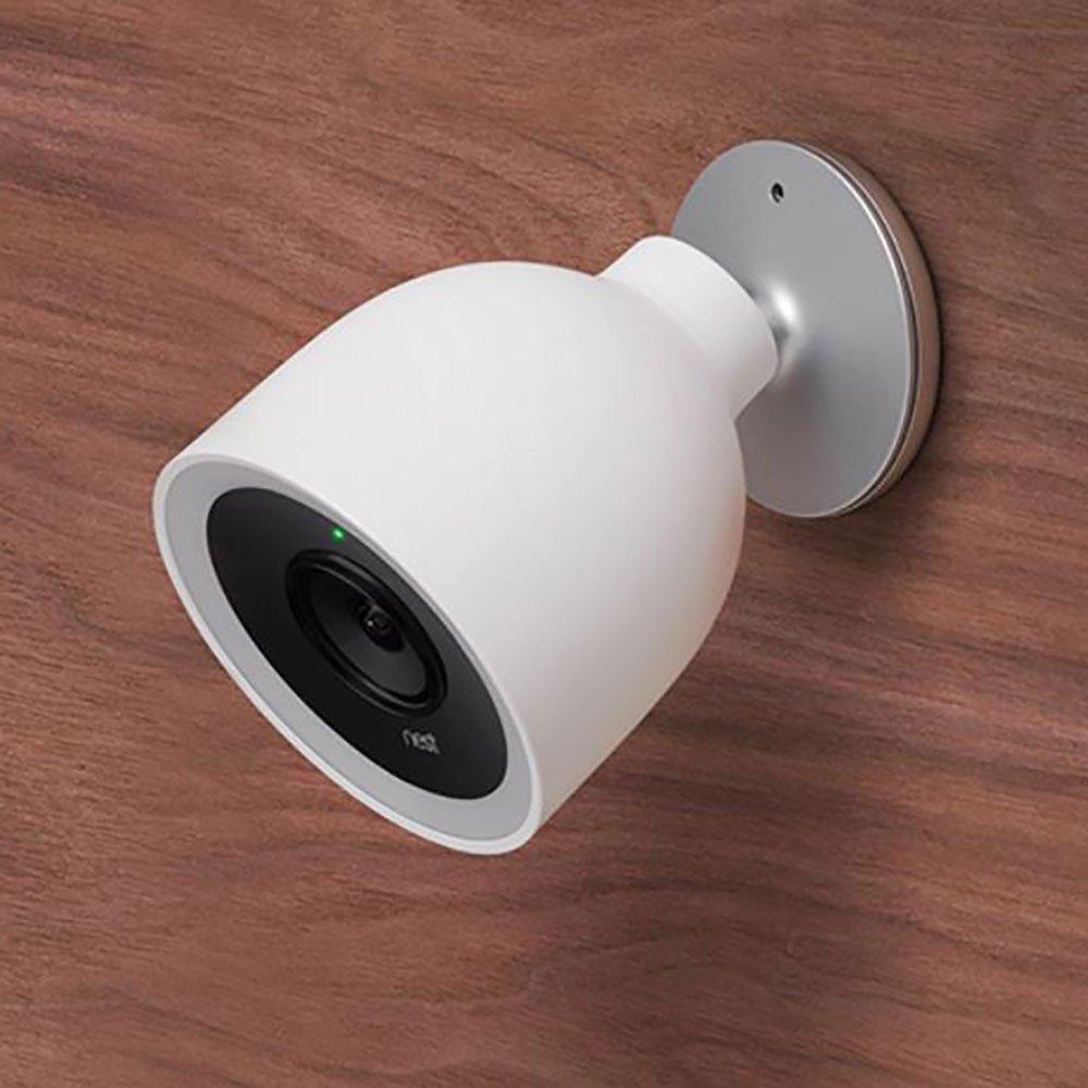 Nest Cam IQ Outdoor Wireless Weatherproof Home Security Surveillance Camera