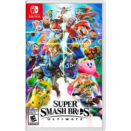 Super Smash Bros. Ultimate, Nintendo, Nintendo Switch, 045496593018 (Digital (Super Smash Bros Brawl 2 Wii U)