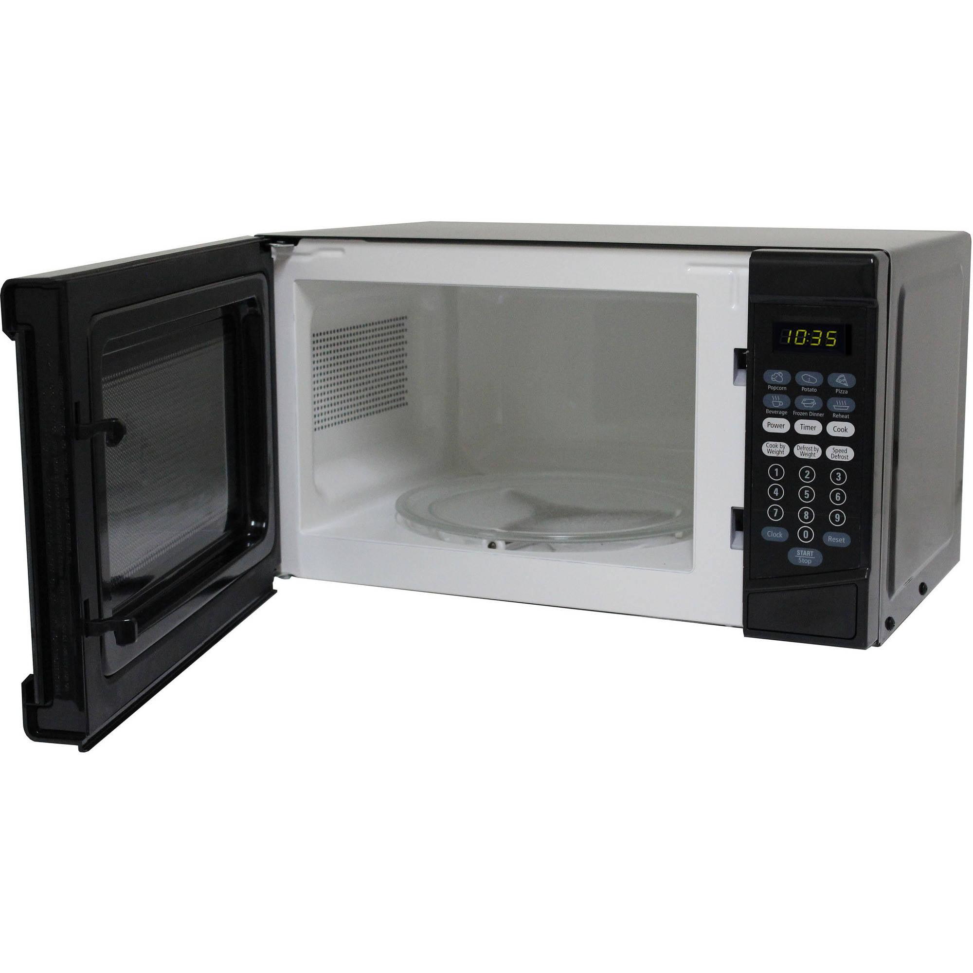 Sunbeam 0 7 Microwave Watt 700 Cuft Oven Sgke702 Black