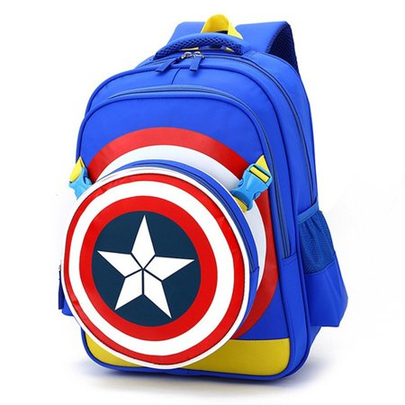 7563dda88e Smarit - Large School Bags for Boys Girls Children Backpacks Primary  Students Backpacks Waterproof Schoolbag Kids Book Bag - Walmart.com