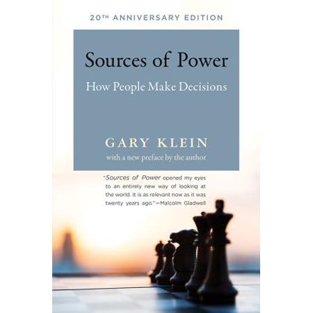 Sources of Power : How People Make Decisions (Leaders Hoard Decision Making Power For Themselves)