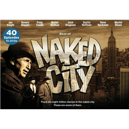 BEST OF NAKED CITY (DVD/10 DISC/FF/1.33:1/B&W)