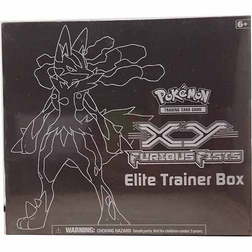 Pokemon X & Y 3 Elite Trainer Box