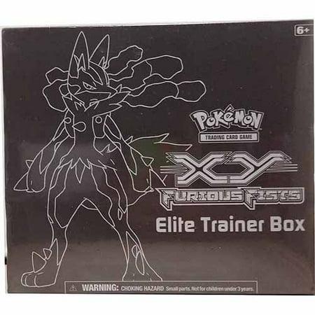 Pokemon X & Y 3 Elite Trainer Box](Pokemon Trainer Couples)