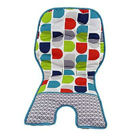 Replacement Pad for Fisher-Price Space Saver High Chair FTL90 - Includes Deep Dish Design